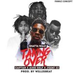 Shatta Wale - Taking Over (Instrumental) (Prod. By Lazzy Beatz)