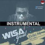 Wisa ft Luther - Ekiiki Me - (Instrumental) (Maxi Beatz)