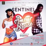 MUSIC MP3 - SENTINEL - Amour Braise