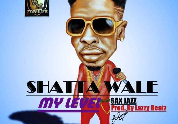 INSTRUMENTAL - Shatta Wale - My Level (Sax Jazz) (Prod  By Lazzy