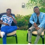 ENTERTAINMENT NEWS - Stonebwoy celebrates Shatta Wale after listening to his 'Already' song with Beyonce 'this is it'