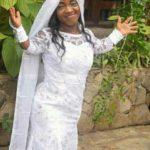 ENTERTAINMENT NEWS - Adwoa Smart and boyfriend held a secret wedding