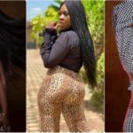 ENTERTAINMENT NEWS - Sista Afia causes traffic; shows her beautiful waist beads while releasing a new photo