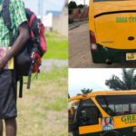 ENTERTAINMENT NEWS - Kumawood Actor Lil Win Buys More Buses For His School