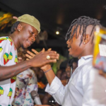 ENTERTAINMENT NEWS - Kelvyn Boy answers subtly to Stonebwoy for his thankless LABEL
