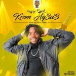 MUSIC MP3 - Iconzy Fiack - Krom Ay3d3 (Prod. By WillisBeatz)