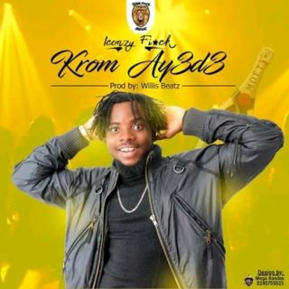 Iconzy Fiack - Krom Ay3d3 (Prod. By Willis Beatz)