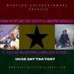 MIXTAPE - Ghana Hi-Life Mixtape ft. Kojo Antwi/Lumba/Dasebre/Ofori/Kofi B.. - DJMARTINO-NZEMA.DJ