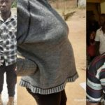 TRENDING NEWS - Man sentenced to 20years in prison for impregnating 14-year-old daughter