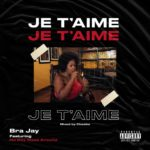 MUSIC MP3 - Bra Jay - Je Taime ft. No Dey Mess Around (Mixed By Cheche)