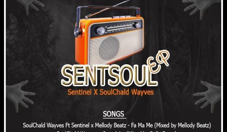 Sentinel – SENTSOUL EP ft. SoulChald Wayves