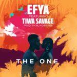LYRIC - Efya - The One ft. Tiwa Savage (Prod. By BlaqJerzee)