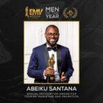 ENTERTAINMENT NEWS - Abeiku Santana wins Big at the 2020 EMY Africa Awards