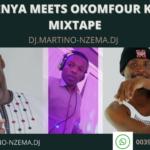 MIXTAPE - Lord Kenya Meets Okomfour Kwaadee Mixtape - DJ.MARTINO-NZEMA.DJ
