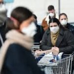 CORONAVIRUS - Wearing a face covering in shops and supermarkets in England is to become mandatory from 24 July.