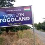 TRENDING NEWS - 'Welcome to Western Togoland' billboard sighted in Somanya & Akuse