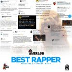 MUSIC MP3 - Amerado - Best Rapper (Prod. By Tubhanimuzik)