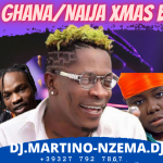 MIXTAPE - 2020 Ghana/Naija Xmas Bash - DJ.MARTINO-NZEMA.DJ