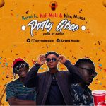 MUSIC MP3 - Krymi - Party Gbee ft. Kofi Mole x King Maaga (Prod. By Kaywa)