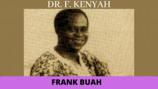 F. Kenyah - Frank Buah