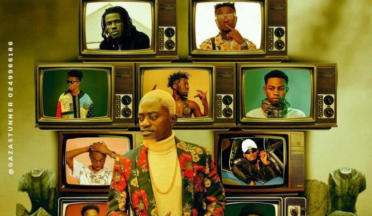 MUSIC MP3 - Lil Win - Waahw3 ft. Kweku Flick x Strongman x Kofi Jamar x Ypee x King Paluta x Amerado x Oseikrom Sikanii x Lific x Nautyca 9 (Prod.By Apya)