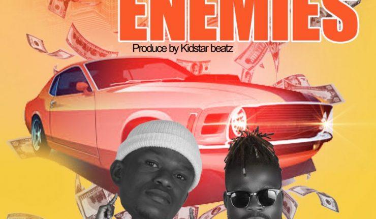 RealMec - Enemies ft. Churchiz (Prod. By KidStar Beatz)