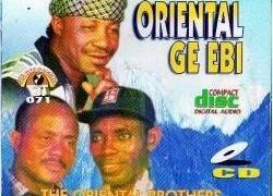 Oriental Bothers - Oriental Ga Ebi
