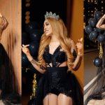 ENTERTAINMENT - Regina Daniels Turns 21, Stuns In A Black Outfit (PHOTOS/VIDEO)
