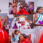 ENTERTAINMENT - Wende Oluwaseun Beatrice crowned Miss South West Nigeria (PHOTOS)